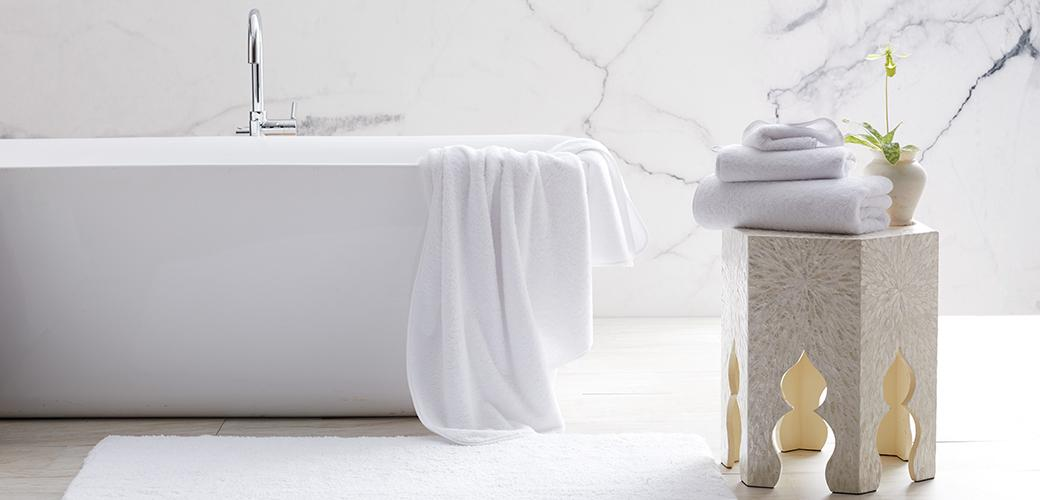 Luxury Bath Towels Rugs Robes Accessories